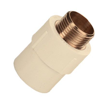CPVC Brass MTA - CPVC Brass FTA Pipe Fittings