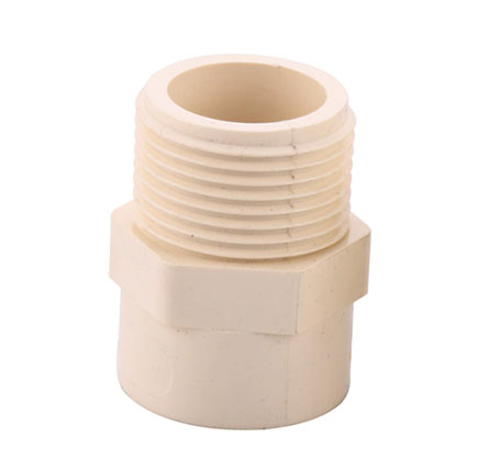 CPVC MTA - CPVC Plain MTA - Pipe Fitting
